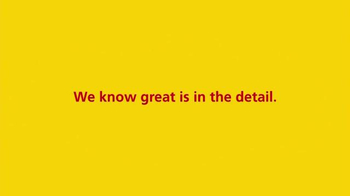 DHL Partnerships TV Spot, 'Great Is in the Detail' - Thumbnail 5