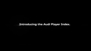 Audi Player Index TV Spot, 'Innovation to the Pitch' - Thumbnail 7