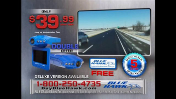 Blue Hawk TV Spot, 'High Definition Dash Cam' - Thumbnail 10