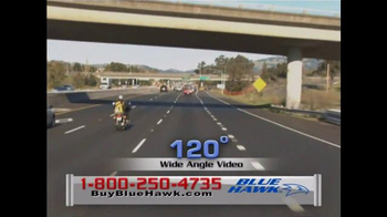 Blue Hawk TV Spot, 'High Definition Dash Cam' - Thumbnail 7
