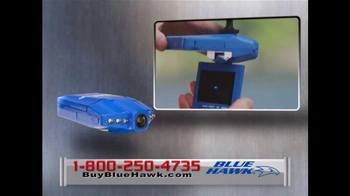 Blue Hawk TV Spot, 'High Definition Dash Cam' - Thumbnail 8