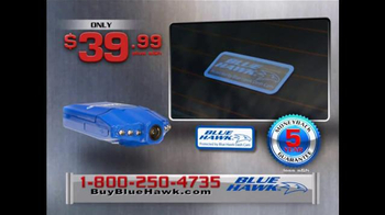 Blue Hawk TV Spot, 'High Definition Dash Cam' - Thumbnail 9