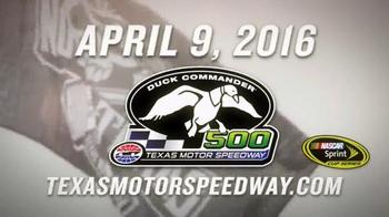 Texas Motor Speedway TV Spot, '2016 Duck Commander 500' - Thumbnail 7