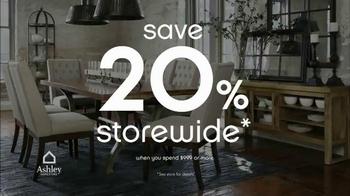 Ashley Furniture Homestore Anniversary Sale TV Spot, 'Friday' - Thumbnail 4
