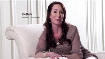 Bassett Custom Furniture Sale TV Spot, 'A Complete Makeover' - Thumbnail 1