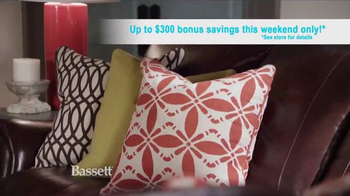 Bassett Custom Furniture Sale TV Spot, 'A Complete Makeover' - Thumbnail 2