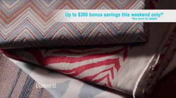 Bassett Custom Furniture Sale TV Spot, 'A Complete Makeover' - Thumbnail 3