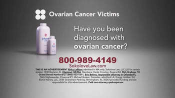 Ovarian Cancer: Baby Powder thumbnail