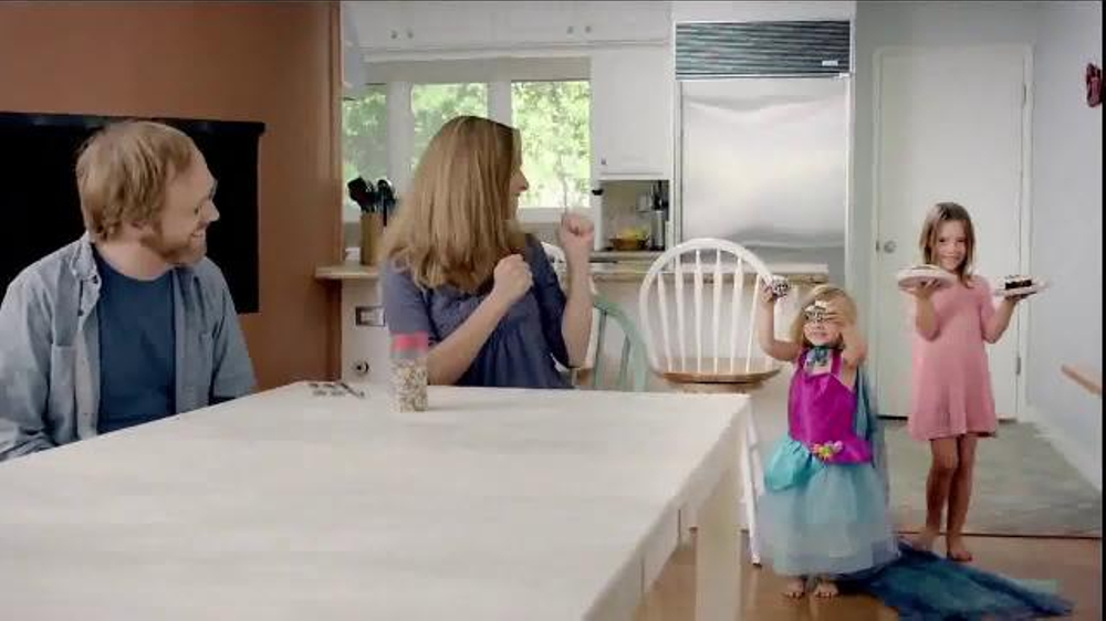Swiffer Wetjet Tv Commercial For Cleaning Up Your Little