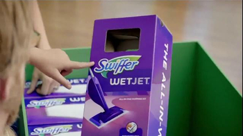Swiffer WetJet TV Spot, 'For Cleaning Up Your Little Bakers' Messes' - Thumbnail 7