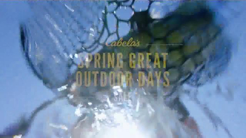 Cabela's Spring Great Outdoor Days Sale TV Spot, 'Get Untangled' - Thumbnail 6