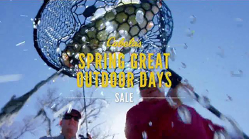Cabela's Spring Great Outdoor Days Sale TV Spot, 'Get Untangled' - Thumbnail 7