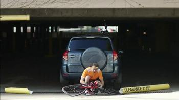 TireRack.com TV Spot, 'Bike Rack Mistake' - Thumbnail 3