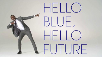 All Nippon Airways TV Spot, 'Hello Blue, Hello Future' Featuring Usain Bolt