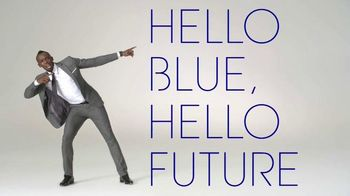 All Nippon Airways TV Spot, 'Hello Blue, Hello Future' Featuring Usain Bolt