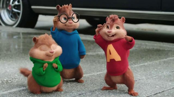 XFINITY On Demand TV Spot, 'Alvin and The Chipmunks: The Road Chip'