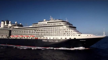 Holland America Line TV Spot, 'Savor the Journey' - Thumbnail 2
