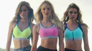 Victoria's Secret Sport TV Spot, 'World's Best' Song by DíSA - 1 commercial airings