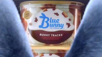 Blue Bunny Ice Cream TV Spot, 'Freezer Aisle' Song by Frankie Valli - Thumbnail 4