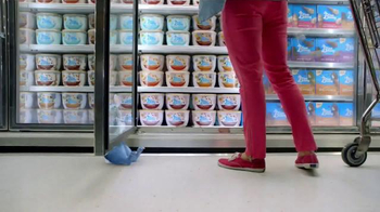 Blue Bunny Ice Cream TV Spot, 'Freezer Aisle' Song by Frankie Valli - Thumbnail 5