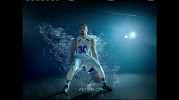 Brita TV Spot, \'You Are What You Drink\' Featuring Stephen Curry