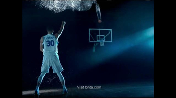 Brita TV Spot, 'You Are What You Drink' Featuring Stephen Curry - Thumbnail 6