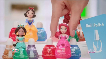 Disney Princess Little Kingdom Makeup Collection TV Spot, 'Disney Channel' - Thumbnail 1