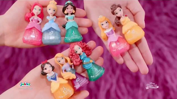 Disney Princess Little Kingdom Makeup Collection TV Spot, 'Disney Channel'
