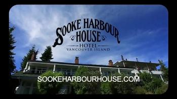 Sooke Harbour House TV Spot, 'Spring Adventures' - Thumbnail 7