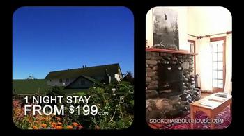 Sooke Harbour House TV Spot, 'Spring Adventures' - Thumbnail 6