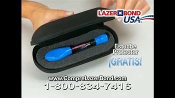 Lazer Bond USA TV Spot, 'Pega líquida' [Spanish] - Thumbnail 8