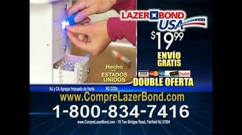 Lazer Bond USA TV Spot, 'Pega líquida' [Spanish] - Thumbnail 9