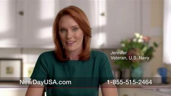 New Day USA 100 Loan TV Spot, 'Kitchen Table' - Thumbnail 2
