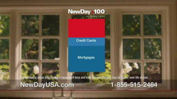 New Day USA 100 Loan TV Spot, 'Kitchen Table' - Thumbnail 4