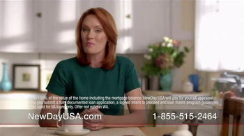 New Day USA 100 Loan TV Spot, 'Kitchen Table' - Thumbnail 6