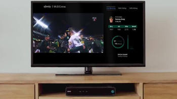 XFINITY X1 Sports App TV Spot, 'Live Stats and Standings' - Thumbnail 8