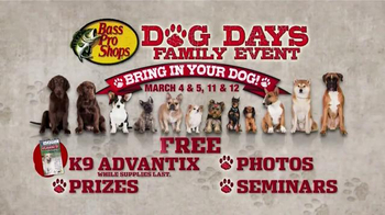 Bass Pro Shops Dog Days Family Event TV Spot, 'Get Your Boat Ready' - Thumbnail 5