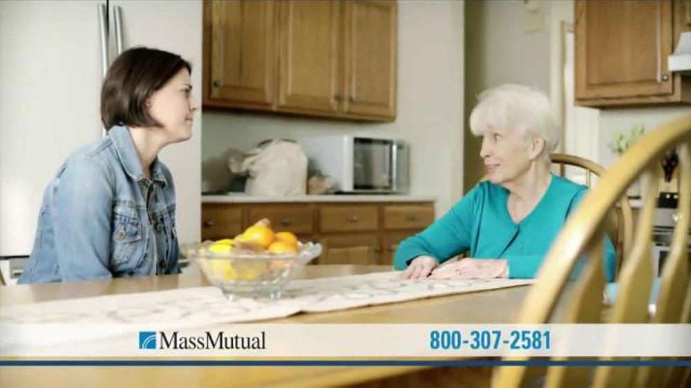 MassMutual Guaranteed Acceptance Life Insurance TV Commercial, 'Grandma'