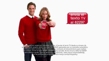 Macy's La Venta de Súper Sábado TV Spot, 'Wow Savings Pass' [Spanish] - Thumbnail 9