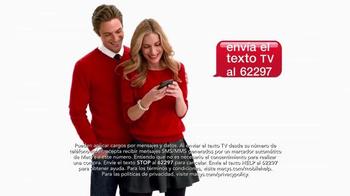 Macy's La Venta de Súper Sábado TV Spot, 'Wow Savings Pass' [Spanish] - Thumbnail 7