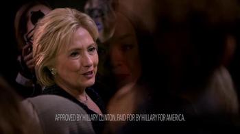 Hillary for America TV Spot, 'Real Life' Ft. Kerry Washington, Viola Davis - Thumbnail 10