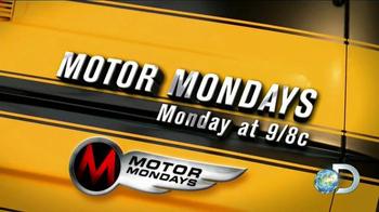 Staples TV Spot, 'Discovery Channel: Motor Mondays' - Thumbnail 9
