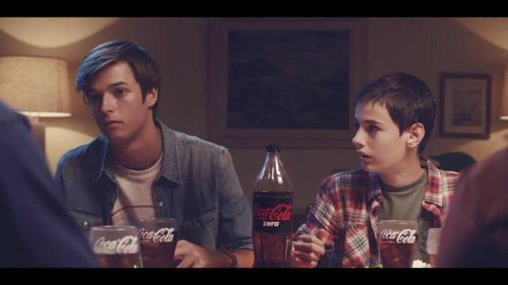 Coca-Cola TV Commercial, 'Brotherly Love' Song by Avicii - Video