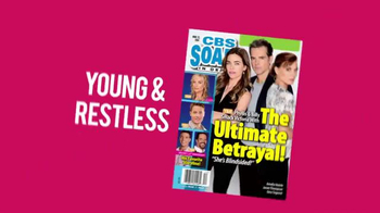 CBS Soaps in Depth TV Spot, 'Ultimate Betrayal' - Thumbnail 1