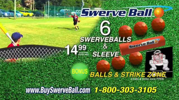 SwerveBall TV Spot, 'What's This New Ball?' - Thumbnail 8
