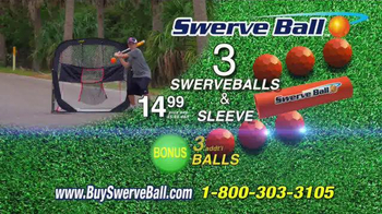 SwerveBall TV Spot, 'What's This New Ball?' - Thumbnail 7