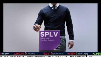 Invesco PowerShares TV Spot, 'Low Volatility Approach' - Thumbnail 1