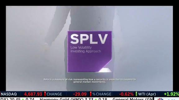 Invesco PowerShares TV Spot, 'Low Volatility Approach' - Thumbnail 4