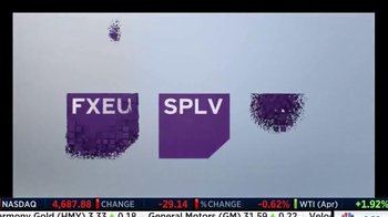 Invesco PowerShares TV Spot, 'Low Volatility Approach' - Thumbnail 5