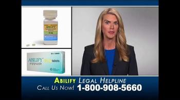 Goldenberg Law TV Spot, 'Abilify' - Thumbnail 1
